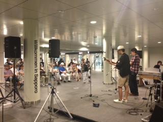 Bossa Nova live 札幌